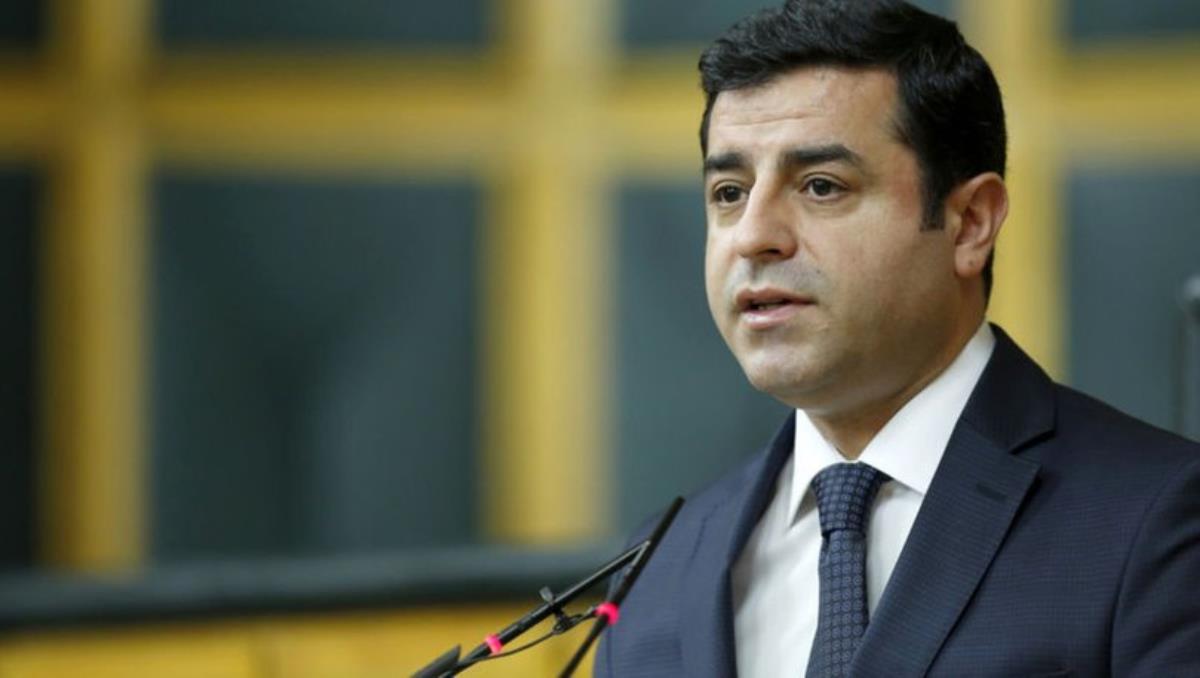 Demirtaş'ın terör örgütü PKK'yı kınamasına HDP'den ilk yorum: Biz de aynı düşüncedeyiz