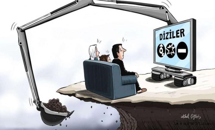 HÜDA PAR: Televizyonlardaki ahlaksız yayınlar kaldırılmalıdır
