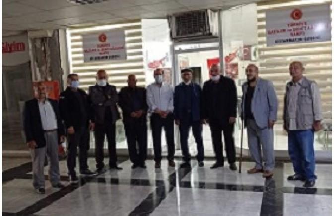 """Kıbrıs Gazileri; """"Kıbrıs'ta Kur'an kurslarının kapatma kararı verenlere hakkımızı helal etmiyoruz"""" dediler"""