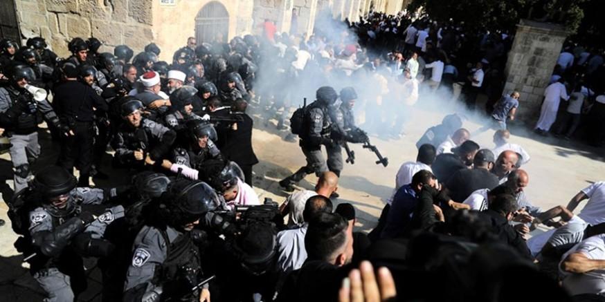 Müslüman Alimler Birliği, İsrail'e karşı Müslümanları ayaklanmaya çağırdı