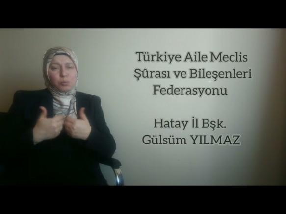 """Türkiye Aile Meclisi: """"Gençliğimiz geleceğimizdir!"""" başlıklı bir bülten yayınladı"""